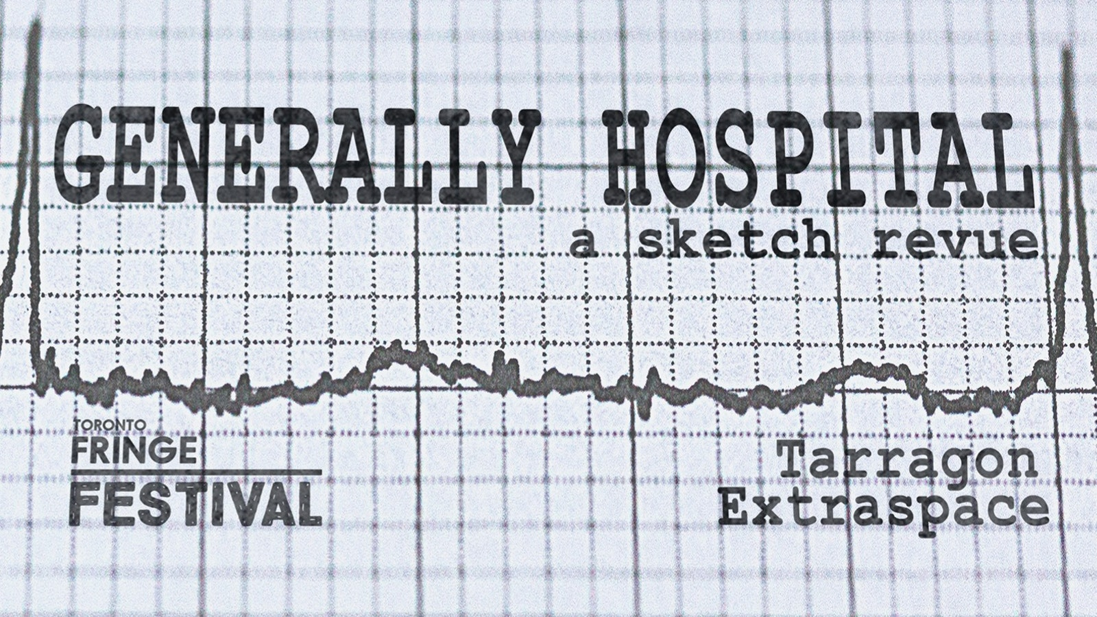 "A Poster for ""Generally Hospital"" Show"